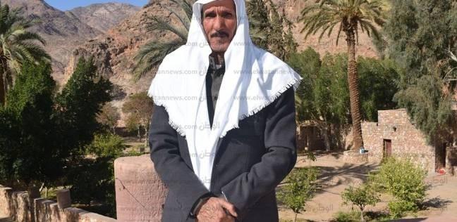 شيخ قبيلة القرارشة يدعو بدو جنوب سيناء بالنزول في الانتخابات بكثافة