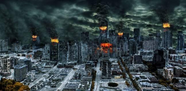 نهاية العالم- صورة تعبيرية