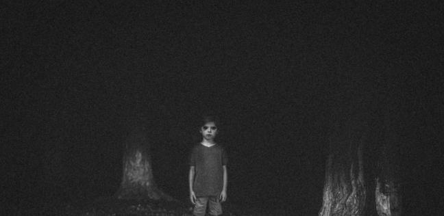 طفل من ذوي العيون السوداء