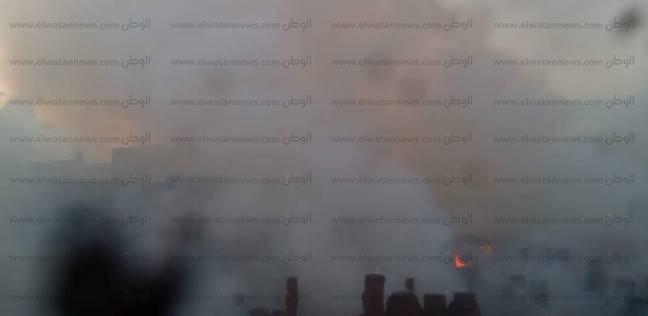 حريق هائل في جزيرة إيفيا اليونانية وعمليات إخلاء لقريتين