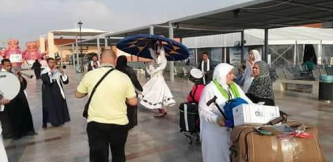 مصر للطيران تستقبل غدا 24 رحلة جوية لعود 5360 حاجا من السعودية