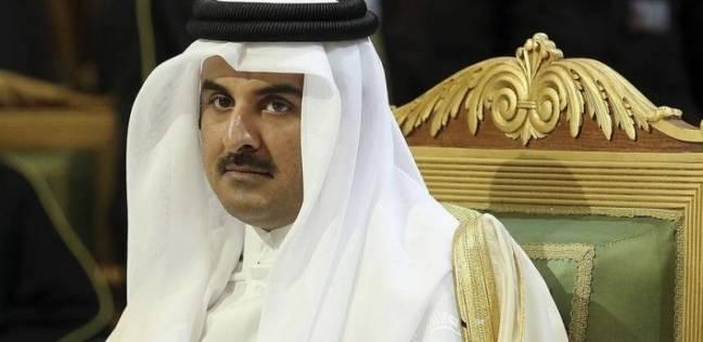 """أمير قطر يجتمع مع الرئيس التنفيذي لـ """"إكسون موبيل"""""""