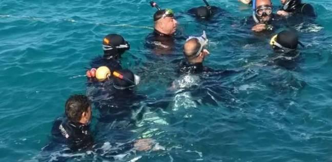 غرق طالب سقط في ترعة بسوهاج أثناء لهوه