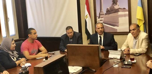 اجتماع موسع في الإسكندرية لبحث آليات حملات إزالة الأبنية المخالفة