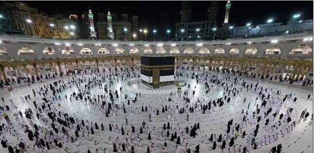صور الكعبة 2021 .. قبلة المسلمين تتزين في الحج