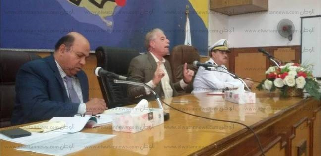 محافظ جنوب سيناء: وقف إجازات رؤساء المدن خلال أيام العيد
