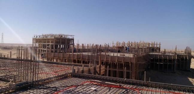 8 ملايين جنيه تكلفة توصيل المياه لجامعة الملك سلمان بطور سيناء