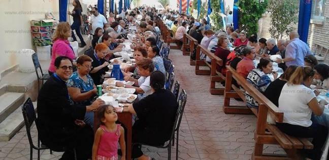 """""""الكاثوليكية"""" تحتفل بمرور 14 سنة على خدمة """"كبار السن"""" بالكنيسة"""