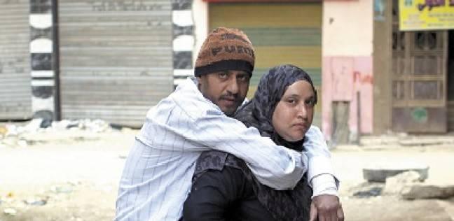"""هبة """"حاملة زوجها"""": """"استغلوني ومحدش نفذ وعوده ليّ"""""""