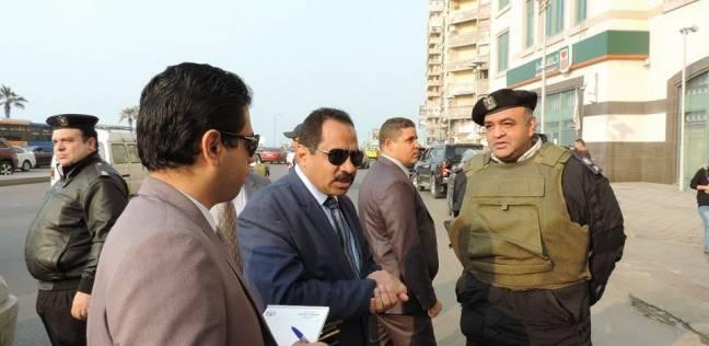 مدير أمن الإسكندرية يوجه القيادات الأمنية بتشكيل حملة للانضباط المروري