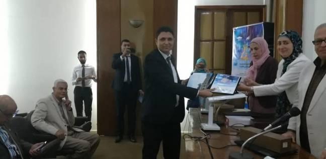 بالصور  بدء فعاليات ملتقى التوظيف الرابع بكلية الفنون التطبيقية في جامعة حلوان