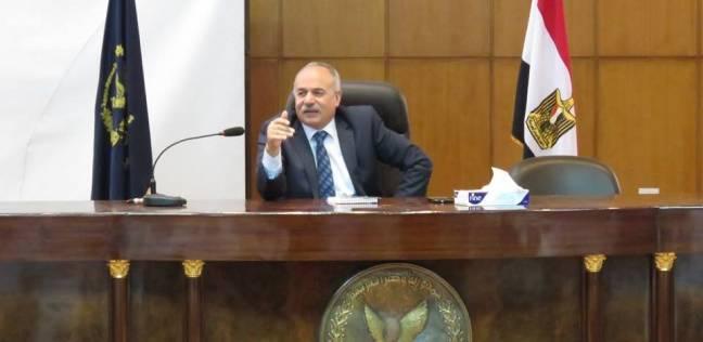 """مدير أمن بورسعيد يهنئ """"المصري"""" بفوزه على """"إيفاني"""""""