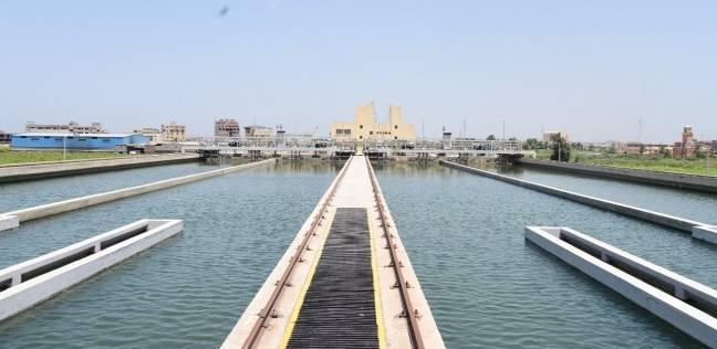انقطاع المياه عن أحياء بورسعيد بسبب كسر محبس عمومي بمحطة الرسوة
