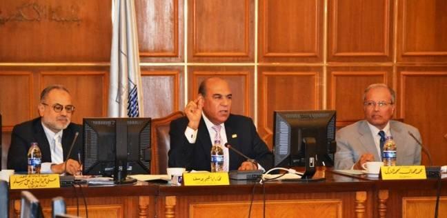 مجلس الدراسات العليا بالإسكندرية يشكل لجنة لدعم الدراسات العليا