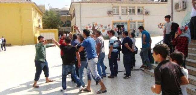 """""""ماشفوهم وهما بيسرقو"""".. ضبط 4 طلاب سرقوا مدير مدرسة بسوهاج"""