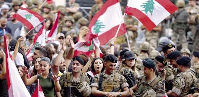 لبنان على حافة
