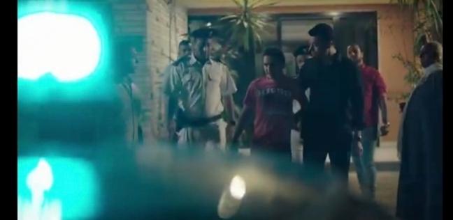 مشهد من مسلسل ضل راجل