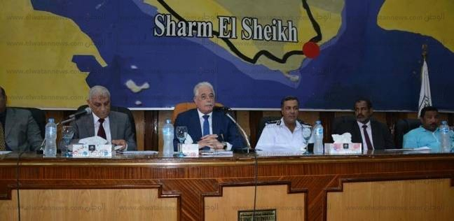 فودة: ثقة الرئيس السيسي وضعت على عاتقي مسؤولية كبيرة لتنمية المحافظة