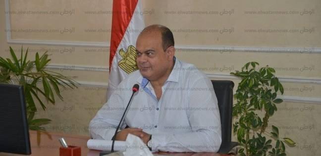 علاء أبوزيد يغادر مكتبه.. ومبنى الديوان العام ينتظر محافظ مطروح الجديد
