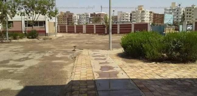 """""""مياه القناة"""" تطلق أكبر حملة نظافة وإنارة بمحطات وروافع السويس"""