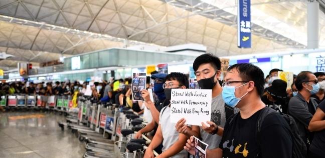 المحكمة العليا في هونج كونج تمدد أمرا مؤقتا يحظر التجمع داخل مطار