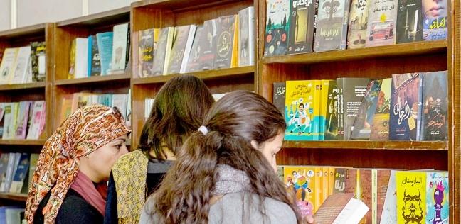 المعرض ينتظر عشاق القراءة من الوطن العربى