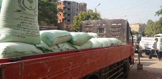 ضبط 25 طن دقيق و6 آلاف رغيف خبز مدعم في حملة بديرب نجم