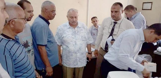 الاشتباه في تعاطي 4 من موظفي حي غرب الإسكندرية للمخدرات