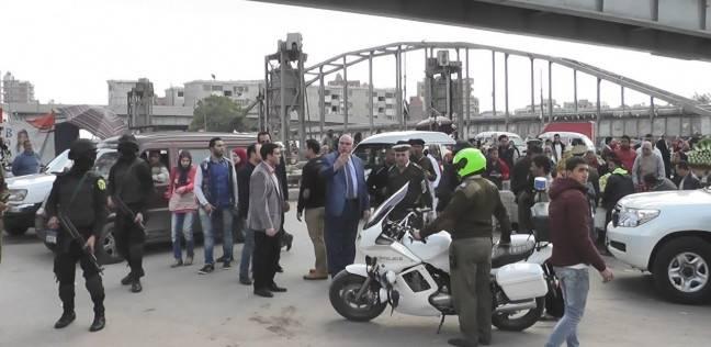 مدير أمن القليوبية يقود حملة موسعة بمنطقة الرياح التوفيقي ومركز بنها