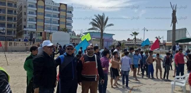 محافظة مطروح تنظم برامج ترفيهية وثقافية للشباب على الشواطئ