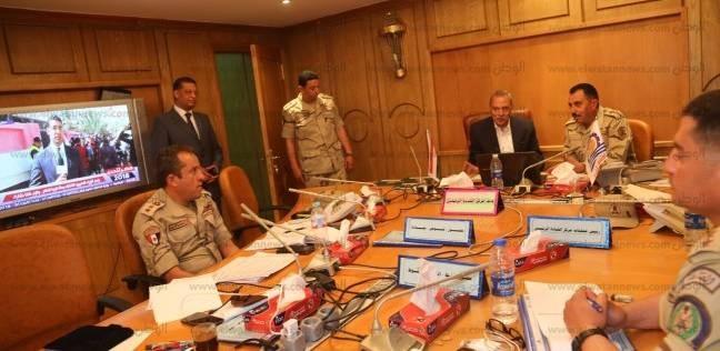 """عبدالحميد الهجان يترأس """"عمليات قنا"""" لمتابعة الانتخابات"""