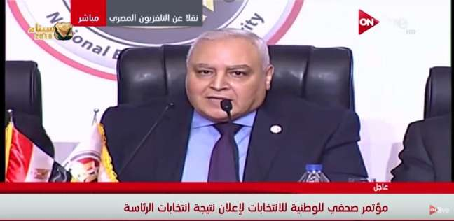 """الوطنية للانتخابات: تصويت المصريين كان """"ملحمة في حب مصر"""""""
