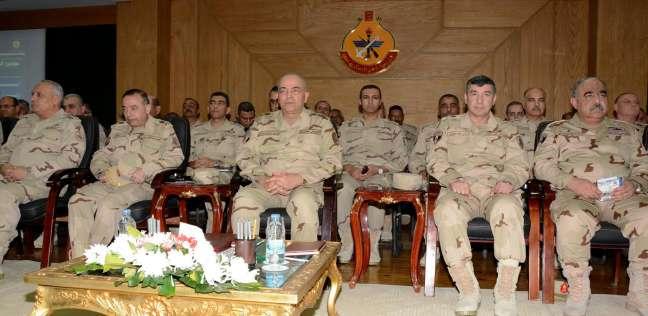 رئيس الأركان يشهد أنشطة رئيسية بأكاديمية ناصر العسكرية العليا