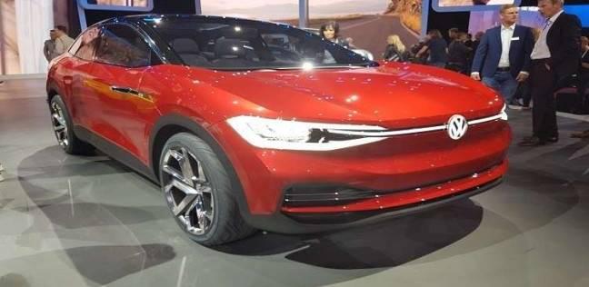 """""""فولكس فاجن"""" تقدم سيارة كهربائية تعمل 500 كيلو متر دون شحن"""
