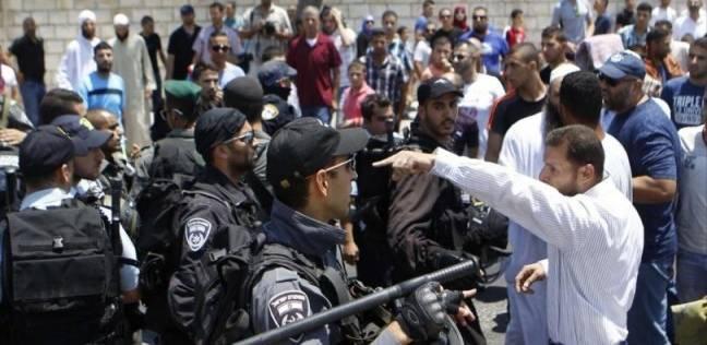 """عاجل  قوات الاحتلال تتصدى لمظاهرات في بيت لحم منددة بقرار """"ترامب"""""""