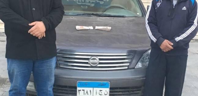 ضبط 5 أشخاص كونوا تشكيلا عصابيا لسرقة السيارات في المنيا