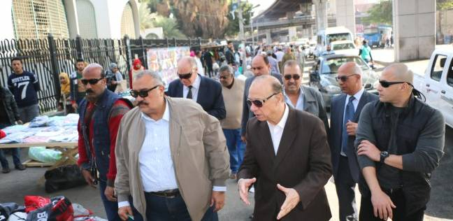 محافظة القاهرة: إقبال ملحوظ على شراء السلع الغذائية المدعمة عبر السيارات