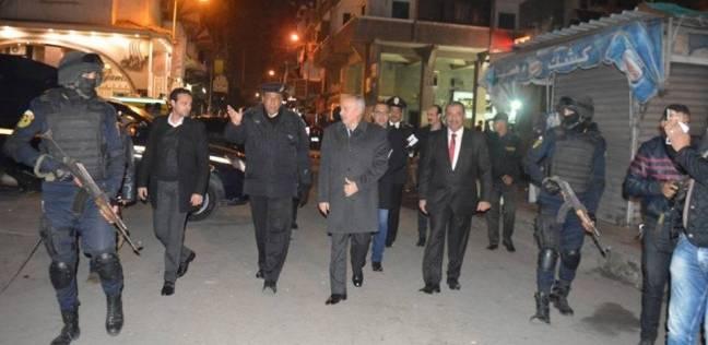 مدير أمن بورسعيد يطالب بتطوير الأداء وإحكام الرقابة على الحجز والسجون