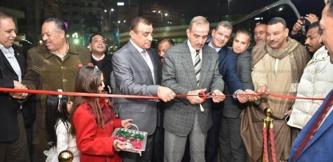 محافظ أسيوط يفتتح أعمال تطوير ورفع كفاءة شركة الصعيد للنقل البري