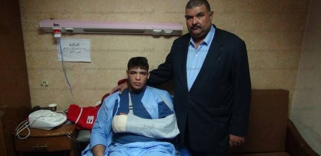 بطل المصارعة الروماني يخرج من المستشفى.. مع احتمالية إصابته بعجز جزئي
