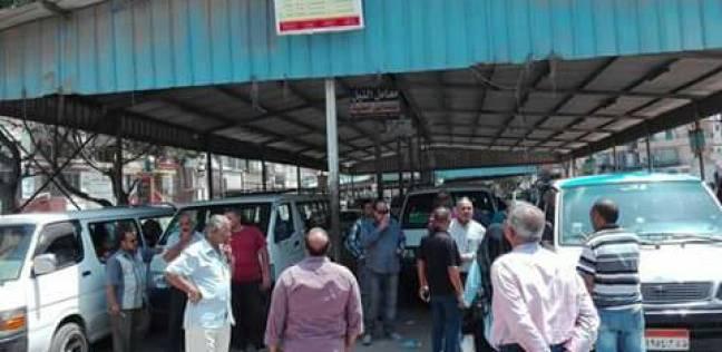 حملة للتأكد من التزام سائقي الأجرة بالتعريفة الجديدة في ميت أبو غالب