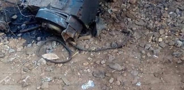 """إصابة 4 أشخاص في حادث مروري على """"صحراوي البحيرة"""""""
