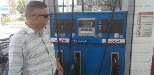 حملات رقابية على محطات البنزين بالإسماعيلية
