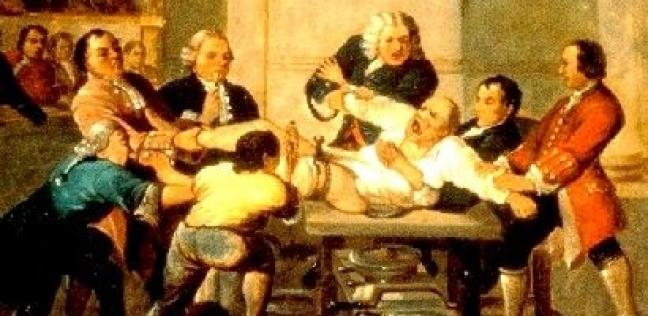 """""""جراحات ما قبل التخدير"""".. ماذا كان يفعل الأطباء قبل اختراع """"البنج""""؟"""