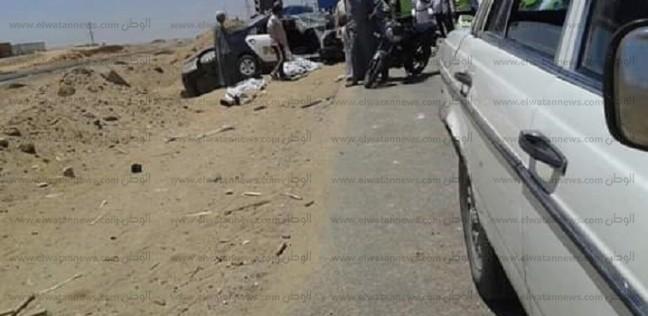 إصابة 11 مواطنا في 3 حوادث متفرقة بمحافظة قنا - المحافظات -