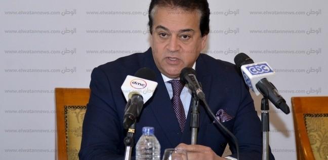 وزير التعليم العالي يعلن تعيين 4 عمداء جدد بالجامعات الحكومية