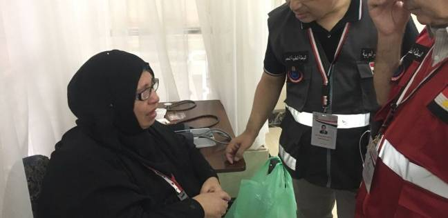 """""""الصحة"""": توقع الكشف على 131 حاجا مصريا عبر  عيادات بعثة الحج الطبية"""