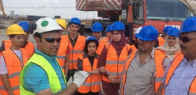 """وكيل """"شباب الغربية"""": زيارة طلائع المحافظة لأنفاق شرق بورسعيد """"تاريخية"""""""