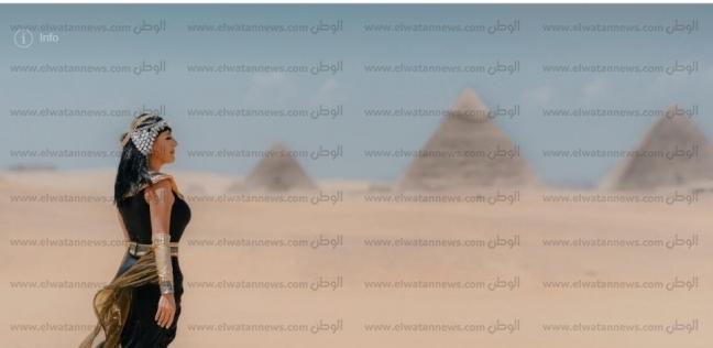 """أحد الصور من جلسات التصوير التى قام بها """"عبد الحليم"""""""