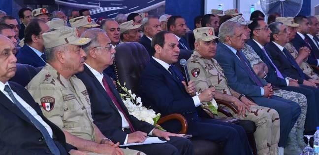 """""""الريف المصري"""": نعمل على إنهاء التعديات على أراضي المليون ونصف فدان"""